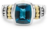 Lagos Women's 'Caviar Color' Small Semiprecious Stone Ring