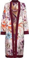 Fausto Puglisi floral kimono jacket - women - Silk - 38