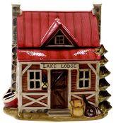 Certified International Lakeside Lodge Cookie Jar