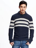 Old Navy Shawl-Collar Pullover for Men