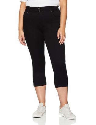 Simply Be Women's Shape & Sculpt Crop Jeans Skinny