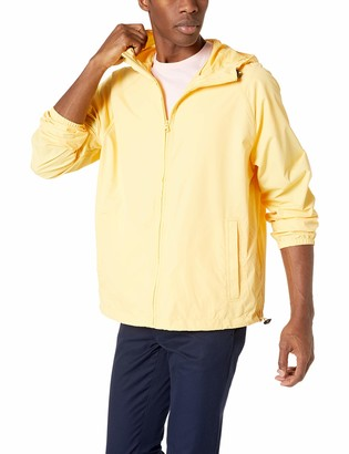J.Crew Mercantile Men's Packable Rain Jacket