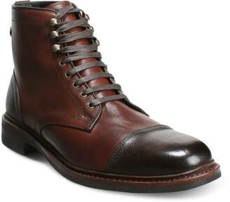 Allen Edmonds Landon Lace-Up Cap Toe Boot
