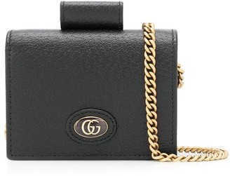 Gucci Chain Hardcase Wallet