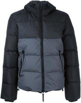 Duvetica 'Cadell' padded jacket - men - Feather Down/Polyamide/Polyurethane/Virgin Wool - 50
