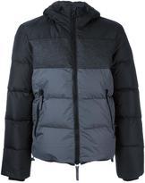 Duvetica 'Cadell' padded jacket - men - Polyamide/Feather Down/Virgin Wool/Polyurethane - 50