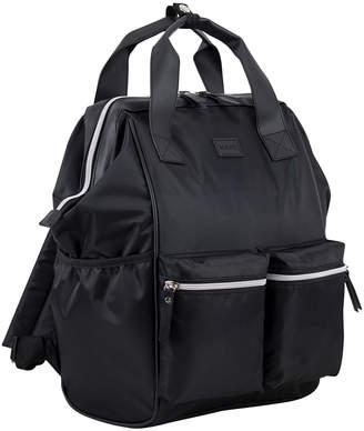 Bodhi Backpacks BLK - Black Top-Load Backpack