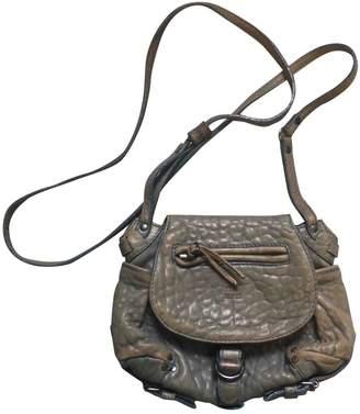 Jerome Dreyfuss Twee Mini Beige Leather Handbags