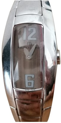 Maurice Lacroix Silver Steel Watches