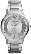 Emporio Armani 3-Hand Monochromatic Watch, 43mm
