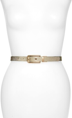 Halogen Reversible Twist Belt