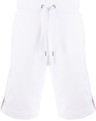 Moschino Side Logo Track Shorts