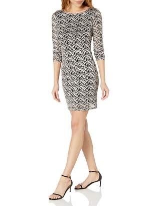 Jessica Howard Jessicahoward JessicaHoward Women's Longsleeve Shift Dress