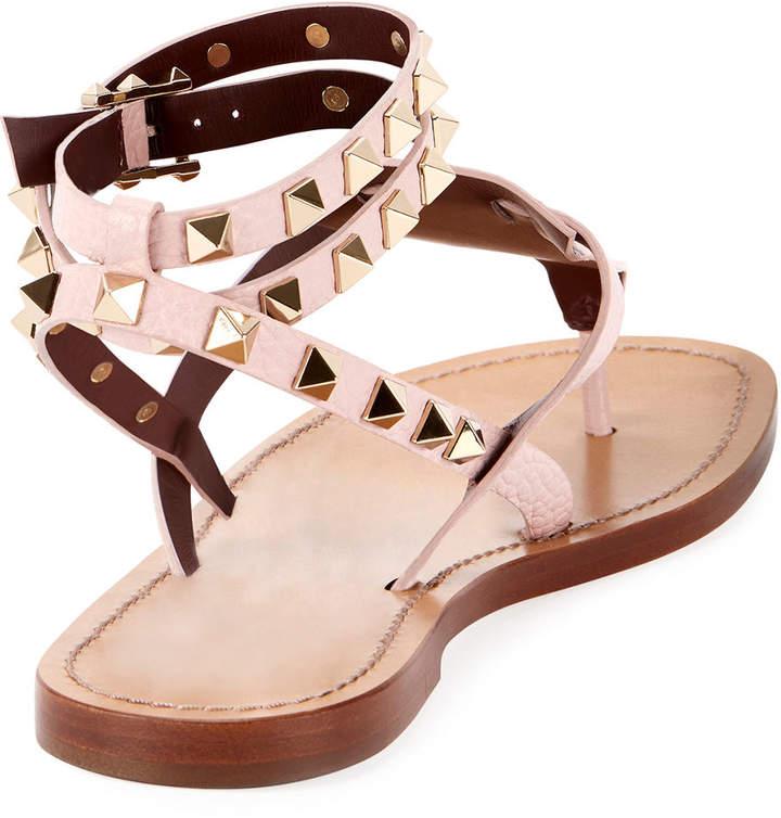 2319d8336d68 Valentino T Strap Women s Sandals - ShopStyle
