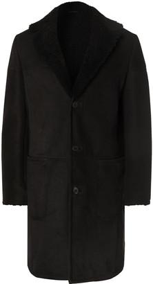 The Row Rowan Slim-Fit Shearling Coat