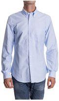 Aspesi Oxford Cotton Shirt Ce14 B032 01126