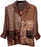 Pierre Louis Mascia Pierre-louis Mascia Green Silk Jacket for Women