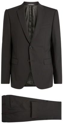 Giorgio Armani Stretch-Wool Suit