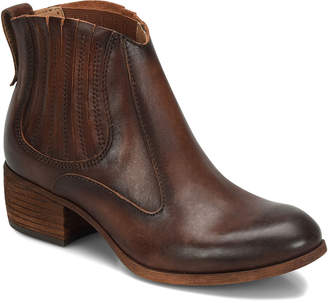 Sofft Cellina Leather Ankle Bootie
