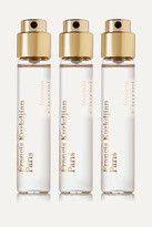 Francis Kurkdjian Féminin Pluriel Eau De Parfums Travel Set - Violet & Vetiver, 3 X 11ml