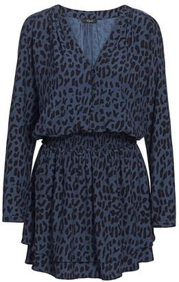 Rails Jasmine Leopard Print Dress