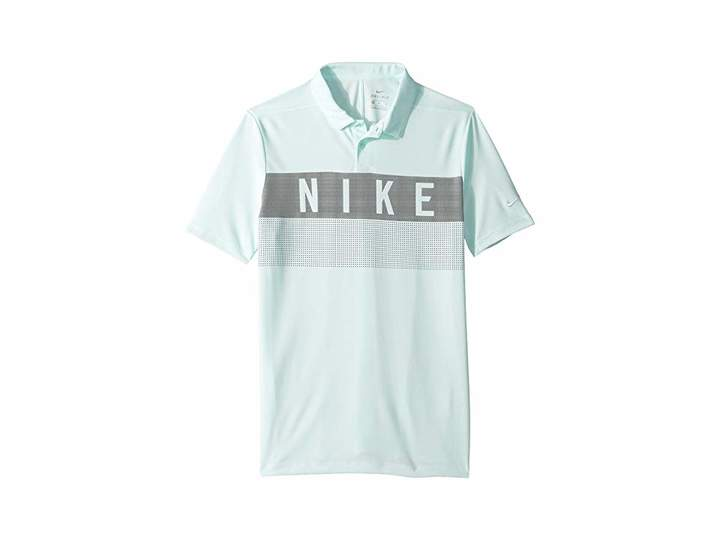 Nike Dry Graphic Golf Polo (Little Kids/Big Kids)
