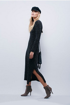 Free People Womens TAKE THE PLUNGE TUNIC