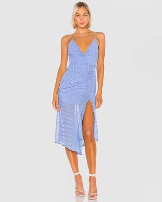 NBD Andre Midi Dress
