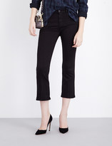 J Brand Selena bootcut mid-rise jeans