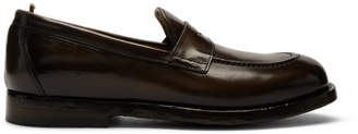 Officine Creative Grey Ivy 004 Loafers
