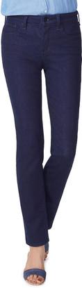 NYDJ Petite Sheri Slim-Leg Ankle Jeans