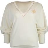Chloé V-Neck Cashmere Sweater