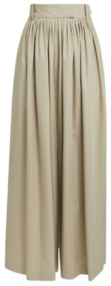 Camilla And Marc Frost Wide-Leg Trousers
