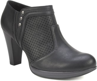 Rialto by White Mountain Side Zip Booties - Pete