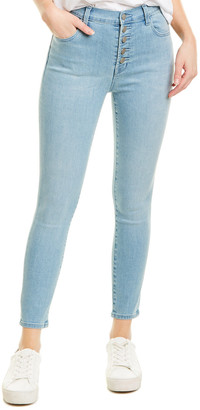 J Brand Lillie Verity High-Rise Skinny Crop