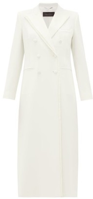 Max Mara Palo Coat - Womens - White