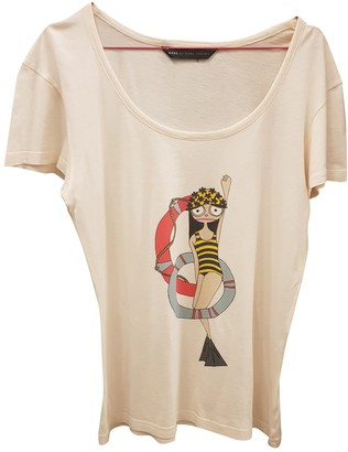 Marc by Marc Jacobs Ecru Cotton Top for Women