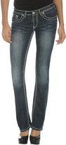 Cambridge Silversmiths Leatherette Patch Jean