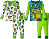 Nickelodeon Tmnt Awesome Shell 4 Piece Set (Baby) - Multicolor - 18 Months