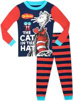 Dr. Seuss The Cat in the Hat Boys Cat in the Hat Pajamas