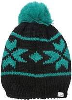 Coal Women's The Britta Snowflake Beanie with Pom