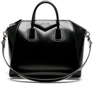 Givenchy Medium Box Antigona in Black | FWRD