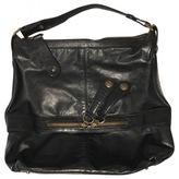 Gerard Darel Midday Midnight leather bag