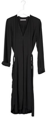 Humanoid Bianca Dress - Black - small - Black/Black