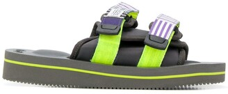 Suicoke double strap sliders