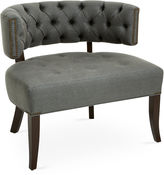 Haute House Babette Accent Chair, Graphite