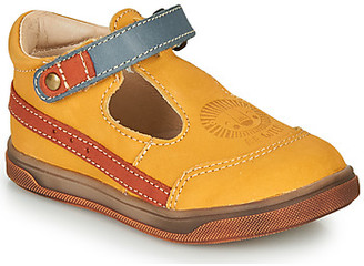 GBB ANGOR boys's Sandals in Yellow