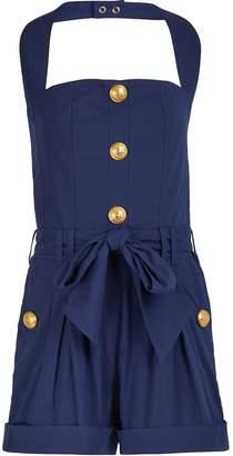 Balmain Button jumpsuit