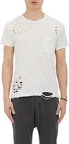 NSF Men's Distressed Cotton T-Shirt