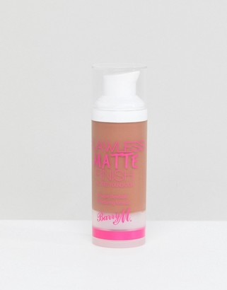Barry M Matte Oil Free Foundation 30g